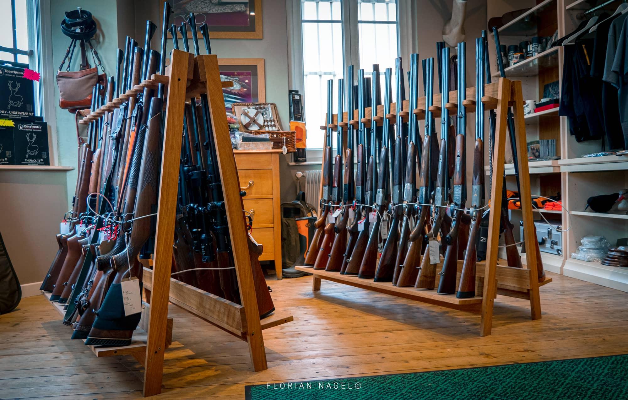 Armes de chasse d'occasion