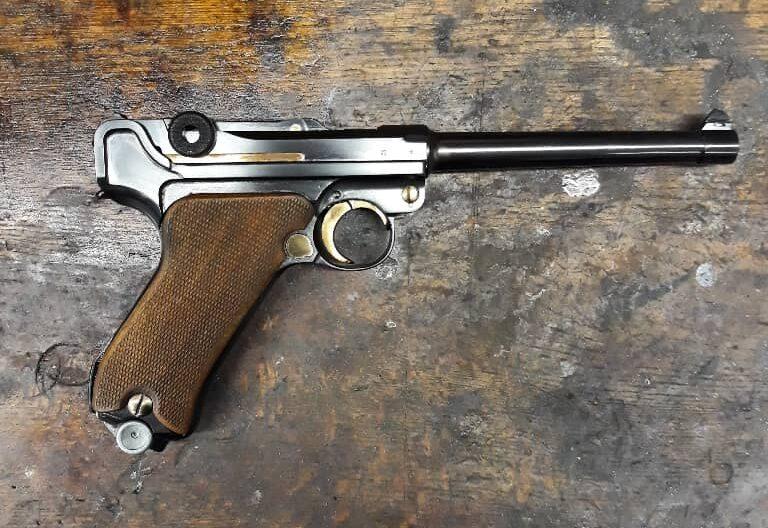 Restauration d'armes